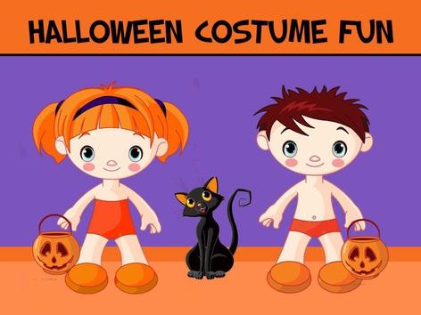 Halloween Costume Fun by Cici Lampe
