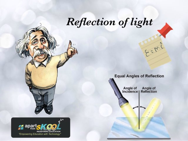 Reflection Of Light by TinyTap creator