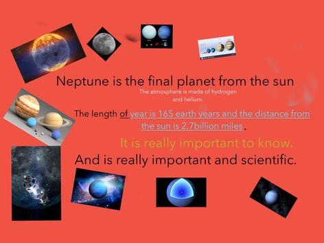 Solar System Henrique Y2B by Coordenação Tecnologias Educacionais