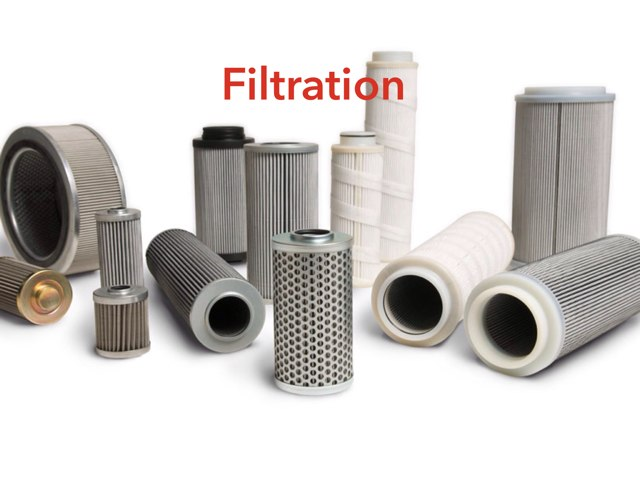Methods Of Separation- Filtration by Tracey Joliffe