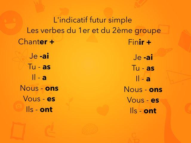Lilipop Conjugaison 1 by Leon Papleux