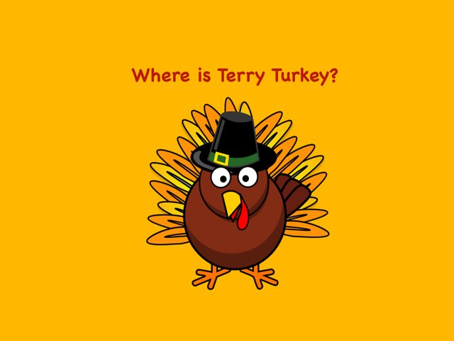 Where is Terry Turkey? by Whitney Shannon