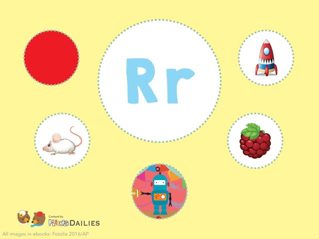 Rr  by Kids Dailies