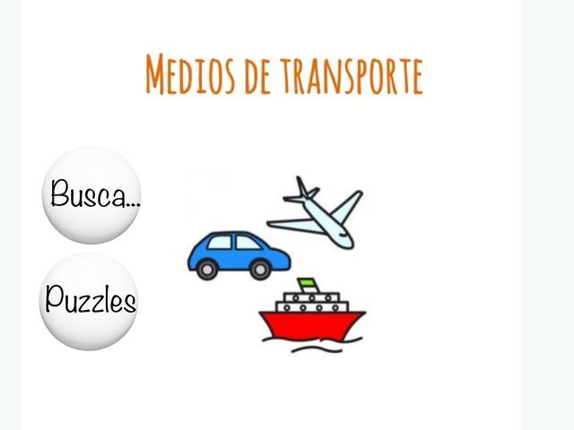 Transportes by Sergio Mesa Castellanos