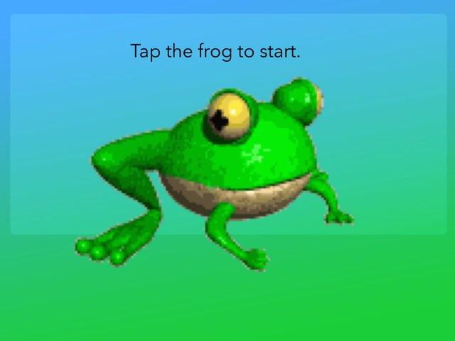 Frog Vocabulary Quiz by Jennifer Borosh