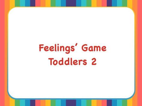 Feelings' Game  by Vanessa Helena Olivares Silva