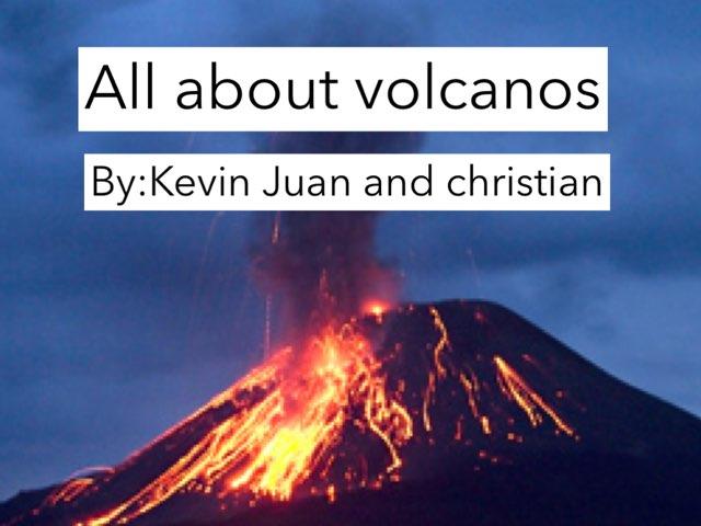 All About Volcanos by Jane Miller _ Staff - FuquayVarinaE