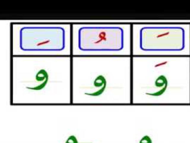 حرف الواو by Koko Ajooer