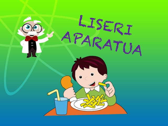 Liseri Aparatua by Almu Molina