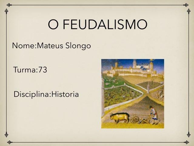 Mateus Slongo Turma 73 by Rede Caminho do Saber