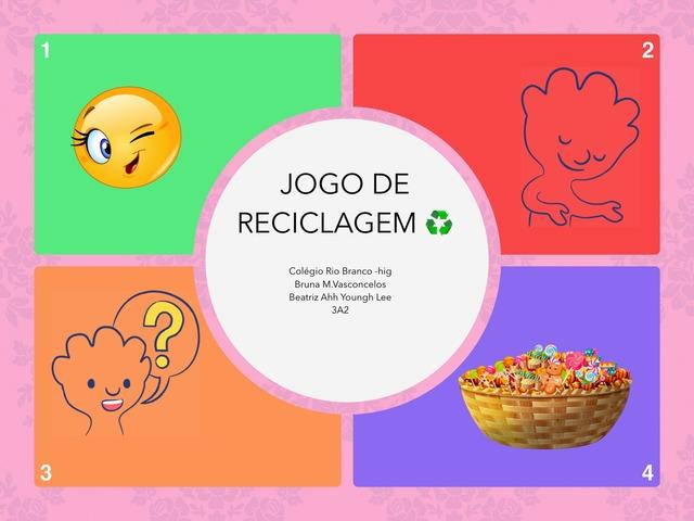 3A2 Beatriz E Bruna Materiais Recicláveis by Laboratorio Apple CRB Higienop