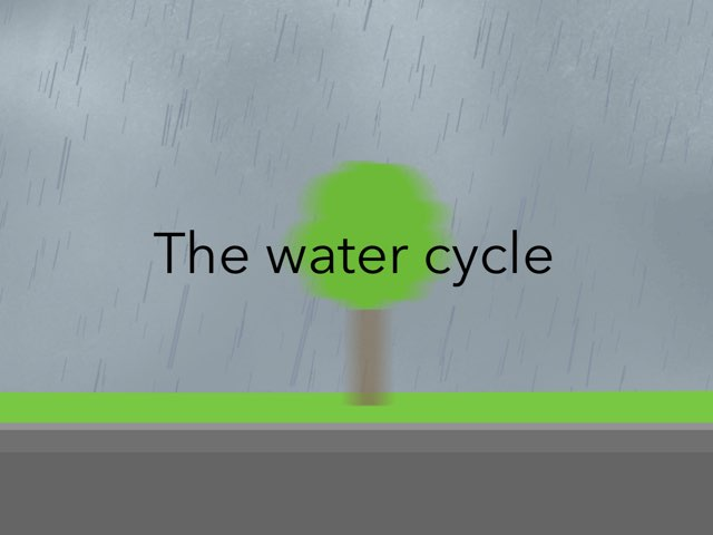 The Water Cycle Quiz by Joey Earley
