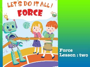 Force 2 by do it all Let's