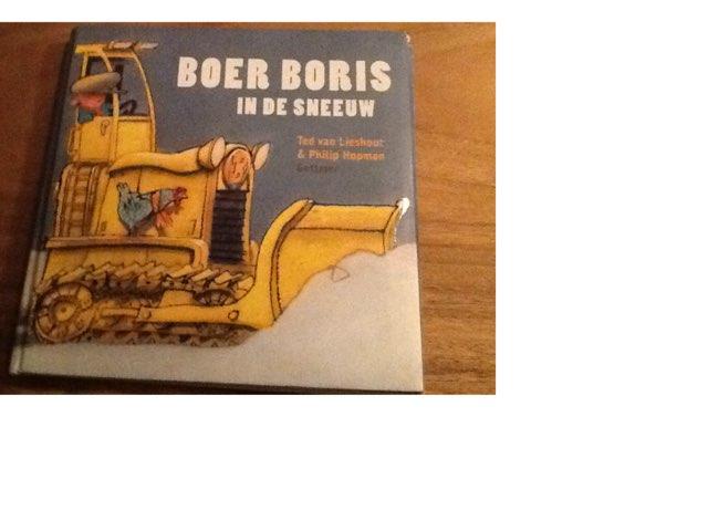 Boris Boer by Onderbouw Los Hoes