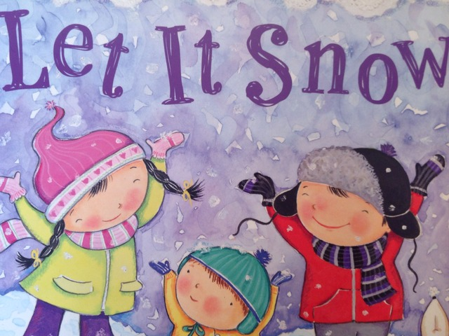 Let It Snow! by Lori Board