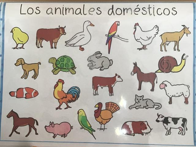Animales by Luis Antonio Grande López