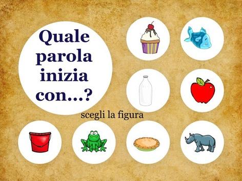 LDV_Quale parola inizia con... by Laura Della Valle