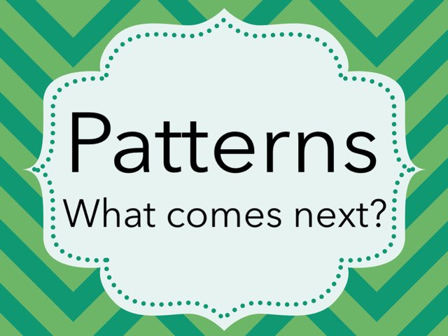 Patterns by Kristen VanVleet