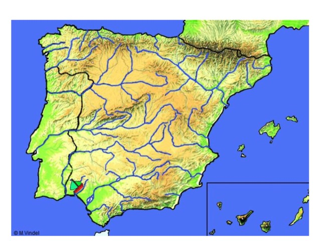 Rios De España by Daniel Rivas