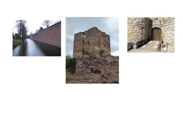 Partes del castillo  by Laura Spa