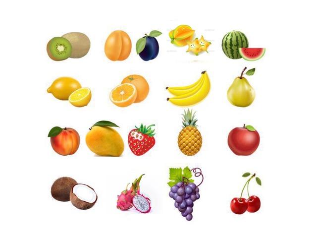 水果類 by Kakicarol Yu