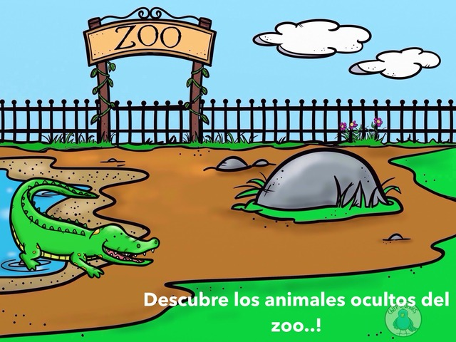 Animales Del Zoo by Karlita Kastilla C