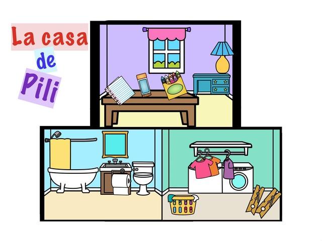 Las Letras De Pili by Sergio Mesa Castellanos