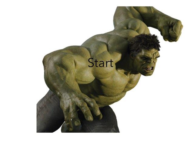 Hulk Quiz by Aron Sabol