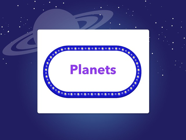 Planets by Kelly Grigg