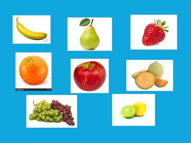 Las Frutas by Rocio Jacoby