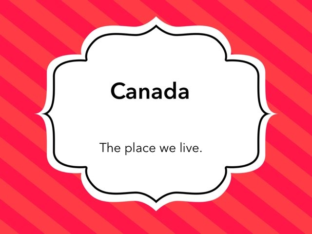 Canada by Michelle So