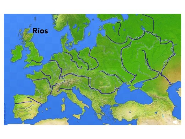 Ríos De Europa by Daniel Rivas