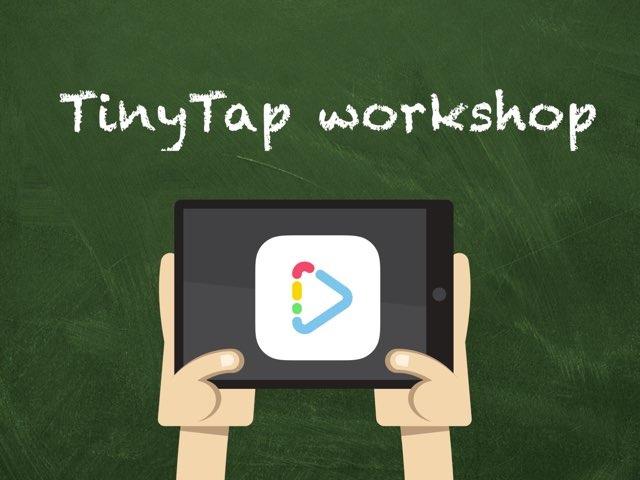 TinyTap Workshop0010 by So Sum Lau