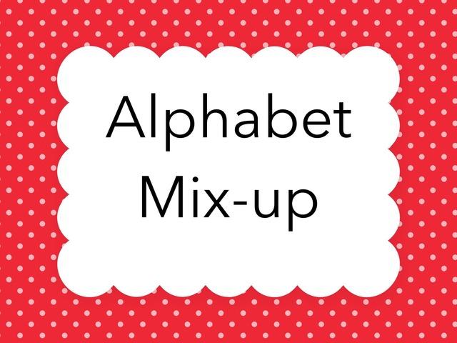 DPISD ELEM PWE-Alphabet Mix-up by Cynthia Ramirez