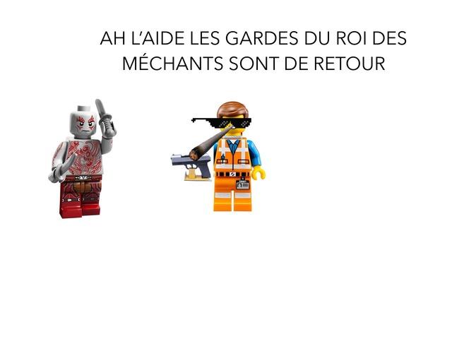 Lego Thug Life by moussa