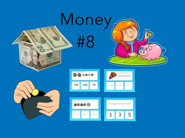 Money #8 by Carol Smith