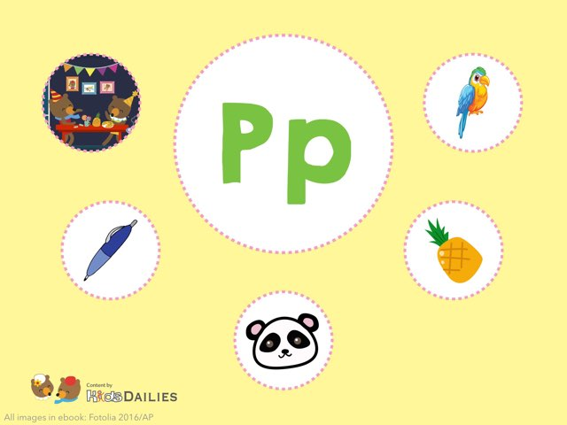 Pp  by Kids Dailies