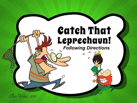 Catch That Leprechaun by Ellen Weber