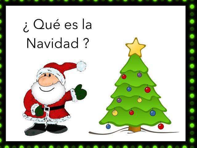 Que Es La Navidad ? by Ramon calvo saez