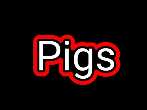 Pigs by Lisa Masterson