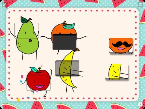 Mr. & Mrs. Fruits  by Yam Goddard