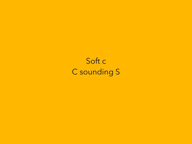 Soft C by Resource Room