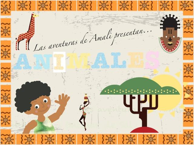 Animales Africanos by Carol Calvo