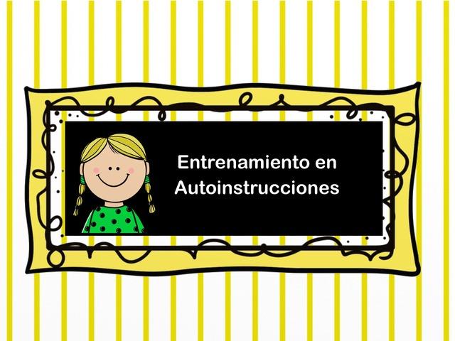 Autoinstrucciones by Jose Sanchez Ureña