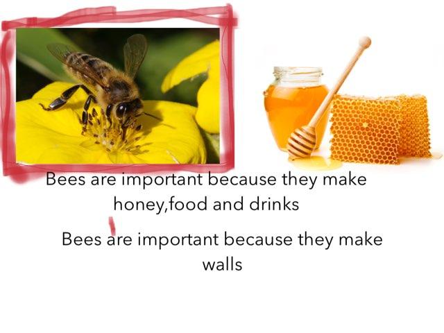 Help Bees  by Batman Batman