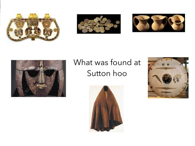 Lucy Sutton Hoo Game by RGS Springfield