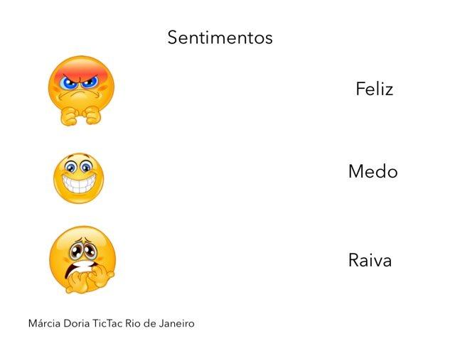 Jogo Dos Sentimentos by Márcia doria