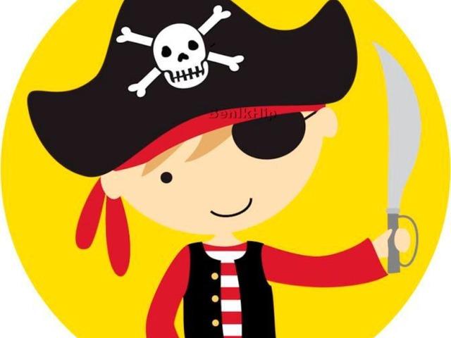 Woordenschat Piraten by Elyn Vermeulen