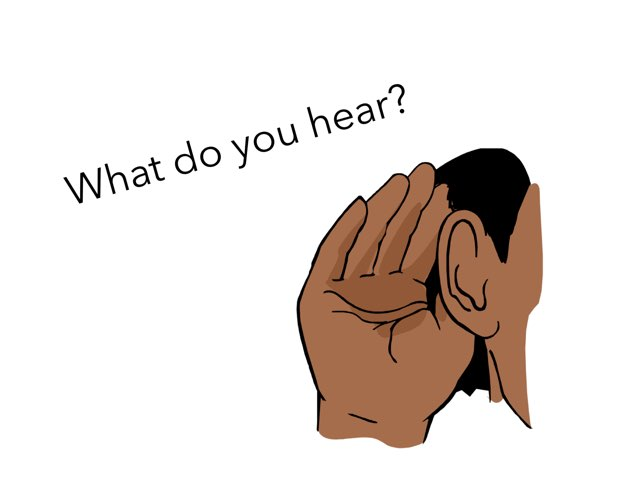 What Do You Hear Vehicles by Madonna Nilsen
