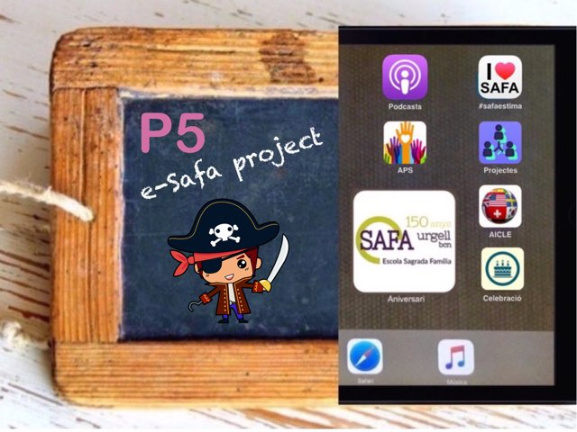 P5 PIRATES  by IE Londres c/urgell